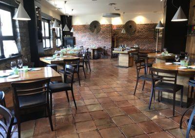 Sala 1 Restaurante El Molín de la Pedrera