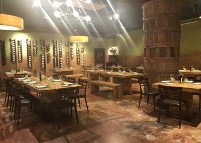 Sala 2 Restaurante El Molín de la Pedrera