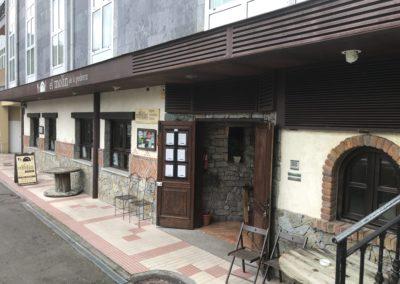 Exterior Restaurante El Molín de la Pedrera