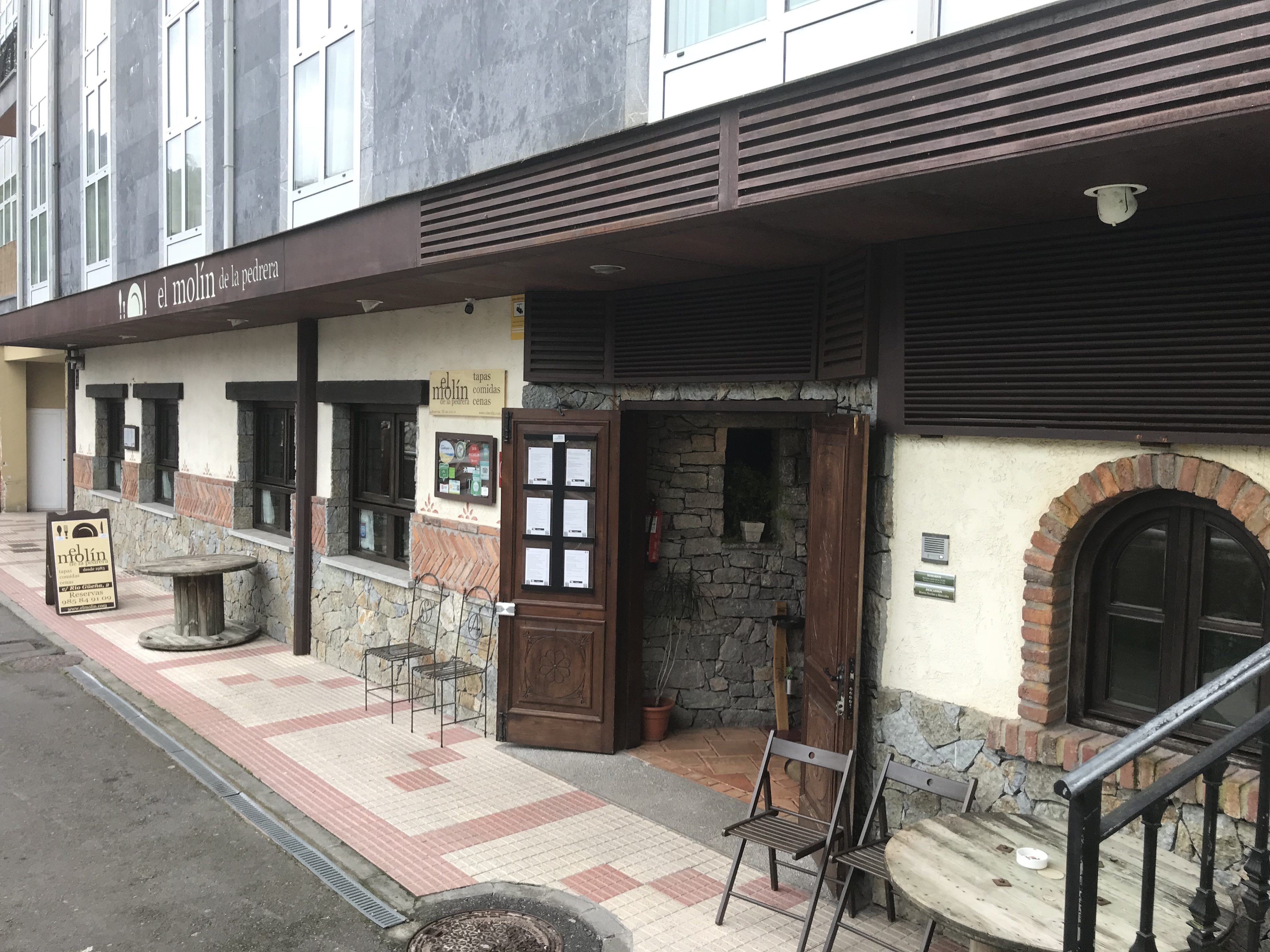 Restaurante El Molin de la Pedrera